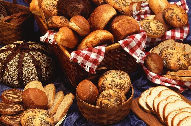 duona kepiniai angliavandeniai